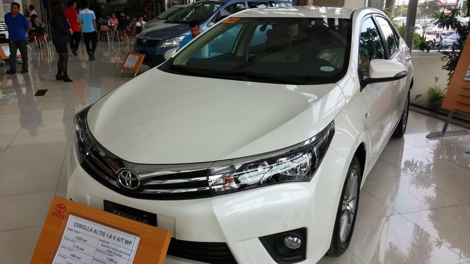 All New Corolla Altis Vs Civic Grand Veloz Semisena Toyota 2014 Lakbay Atbp