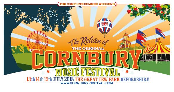 Cornbury festival july 2018