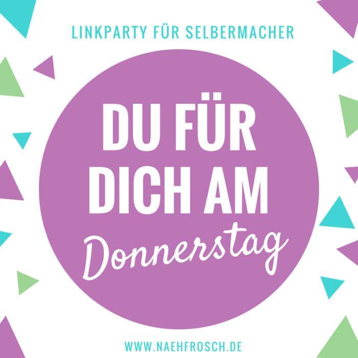 Linkparty Donnerstag
