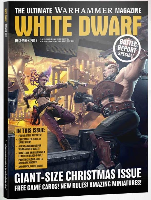 White Dwarf diciembre 2017