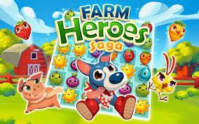 Farm Heroes Saga MOD APK v2.69.23 Unlimited Lives & More Terbaru