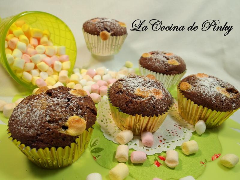 MAGDALENAS DE CHOCOLATE Y NUBES  Magdalenas%2Bde%2Bchocolate%2By%2Bnubes%2B1