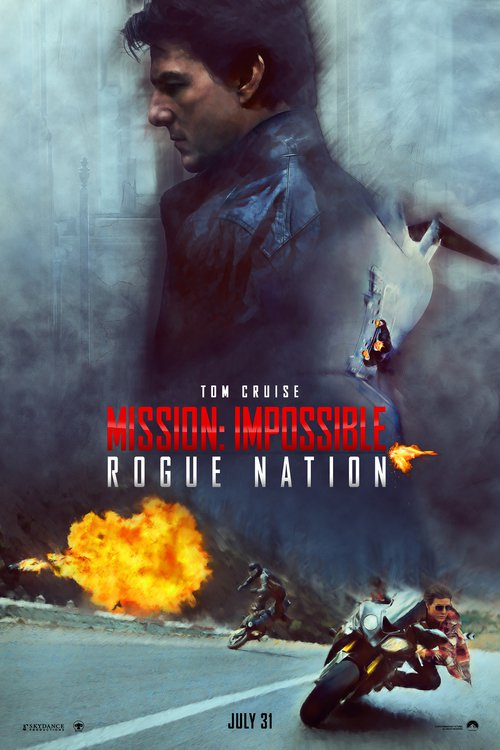 Mission: Impossible 5 – Rogue Nation  มิชชั่น:อิมพอสซิเบิ้ล ปฏิบัติการรัฐอำพราง [HD][พากย์ไทย]