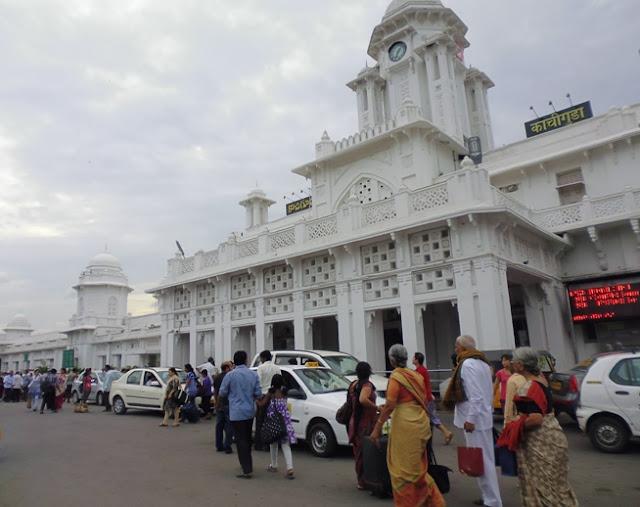 Jelajah kota Hyderabad