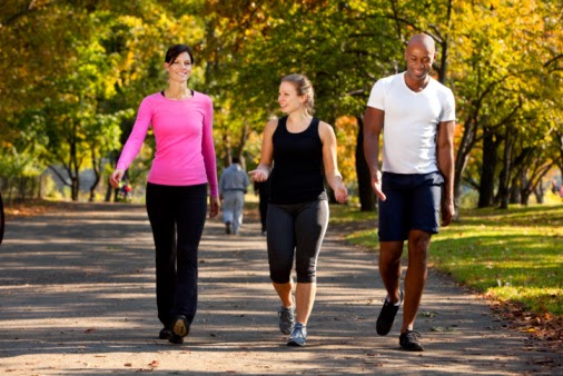 Puedes comenzar caminando antes de correr