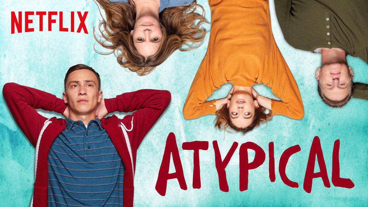 Atypical Poster Netflix