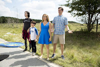 Diary of a Wimpy Kid: The Long Haul Alicia Silverstone, Tom Everett Scott, Charlie Wright and Jason Drucker Image 4 (4)