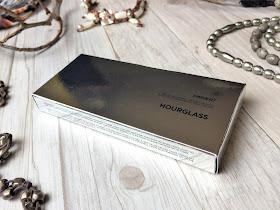 hourglass ambient metallic strobe
