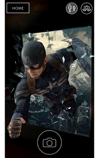 GAME CAPTAIN AMERICA EXPERIENCE APK V1.0.0