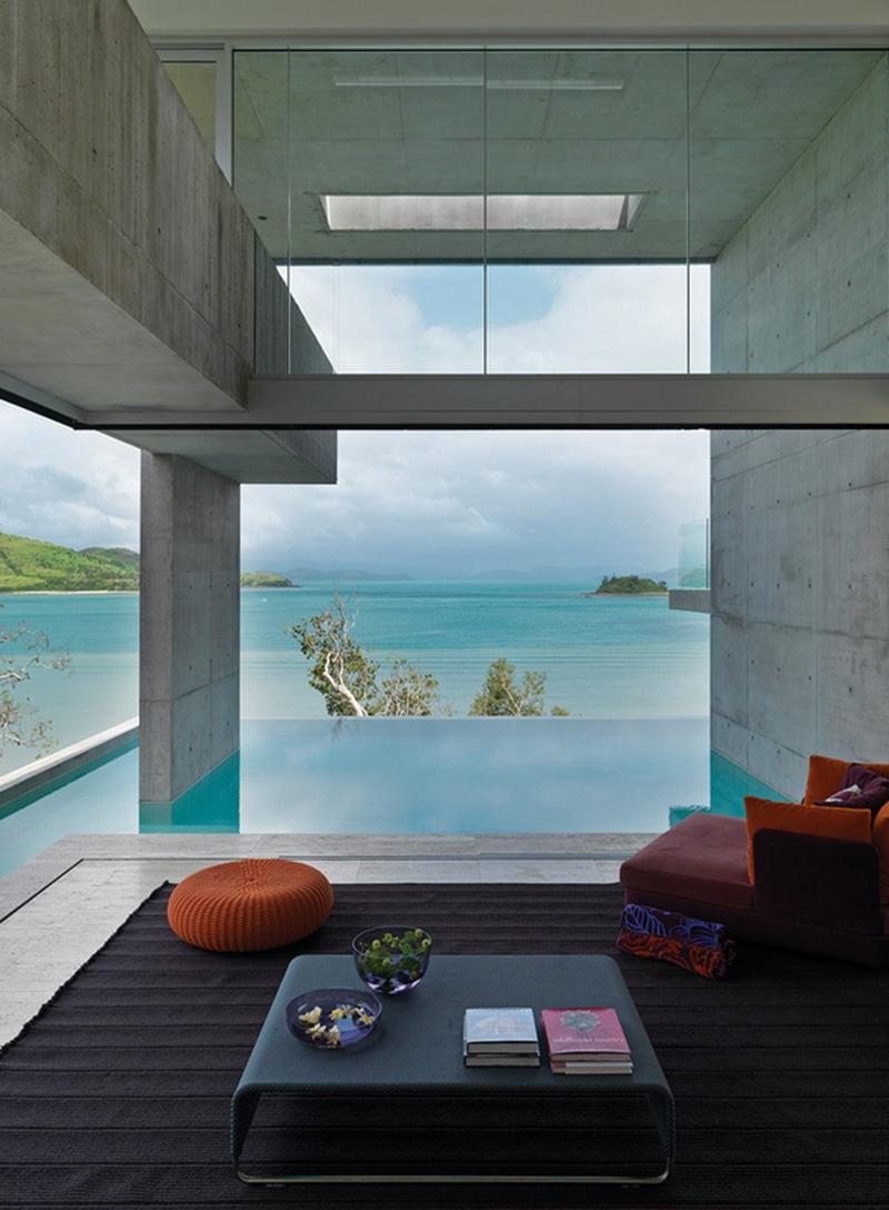 luxury home Renato D'Ettorre Architects
