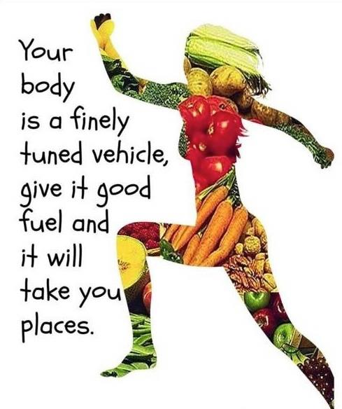 Barefoot Inclined: You Are What You Eat: Clean Cuisine ...