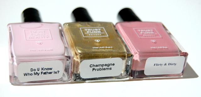 Do U Know Who My Father Is, Champagne Problems, Flirty & Dirty