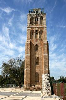 ישראל בתמונות: המגדל הלבן, רמלה