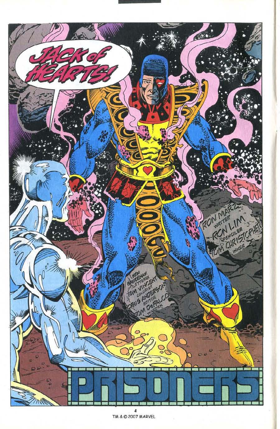 Read online Silver Surfer (1987) comic -  Issue #76 - 6
