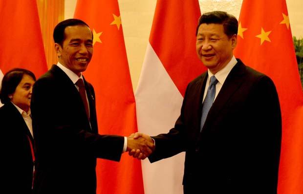 Atas Keinginan Jokowi, Presiden Xi akan Mengirim 3 Juta Warganya Ke Indonesia