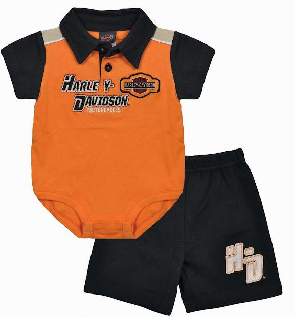 Adventure Harley-davidson Kids Spring