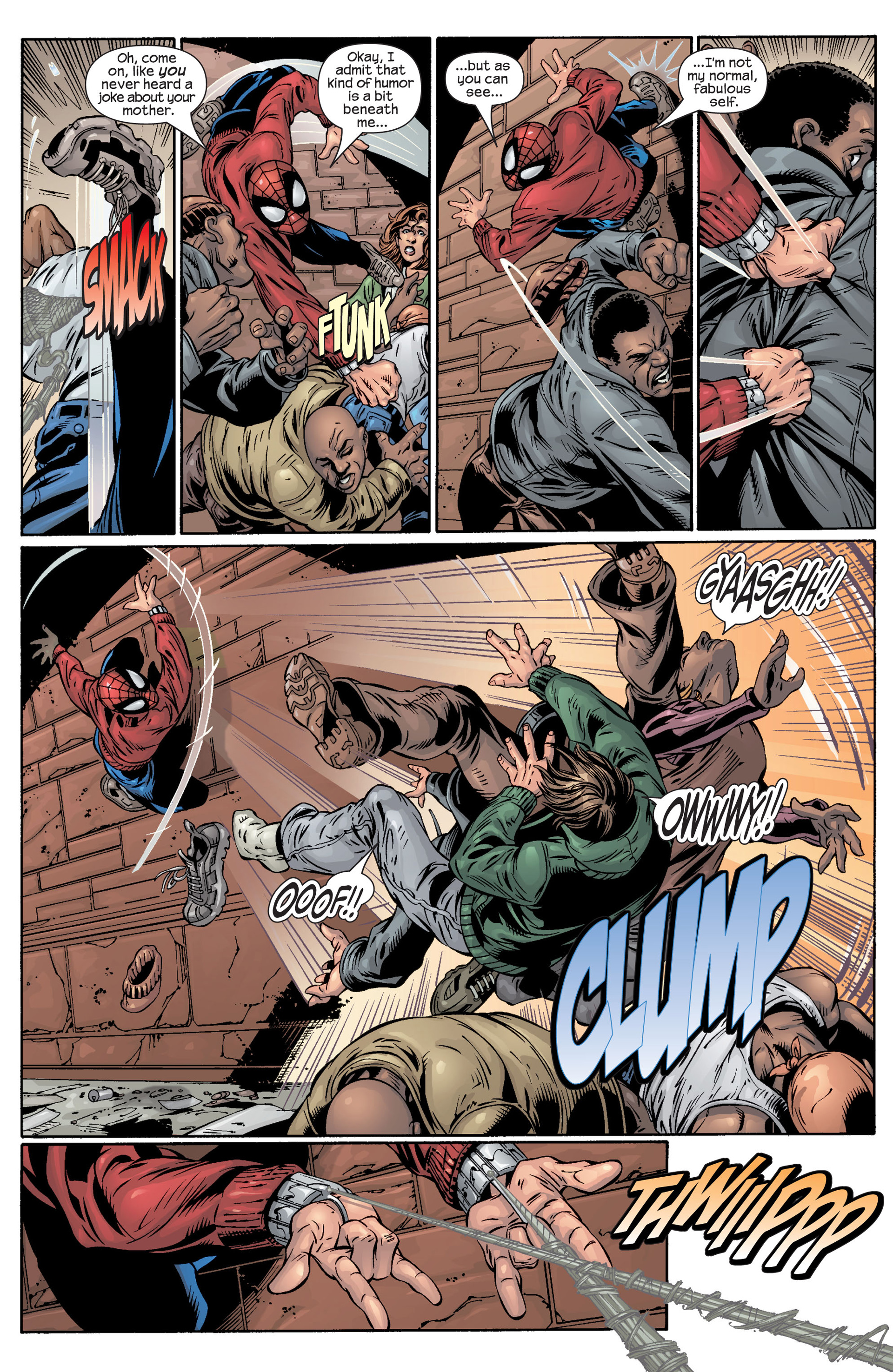 Read online Ultimate Spider-Man (2000) comic -  Issue #40 - 15