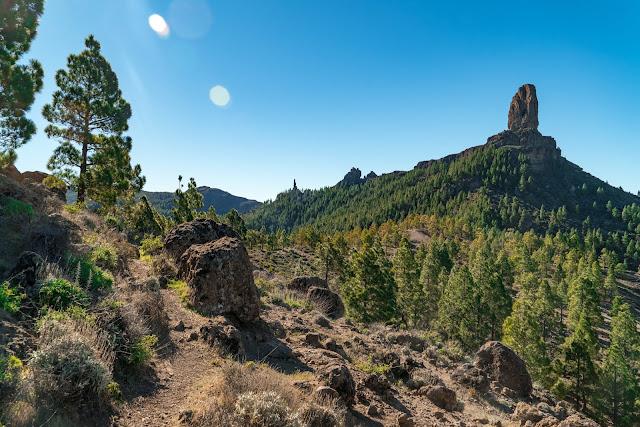 Roque Nublo  Kurze Rundwanderung auf Gran Canaria  Wandern-Gran-Canaria 01