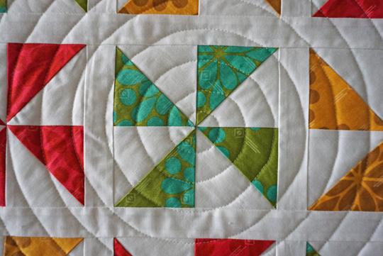schnig schnag quilts and more spirale quilten quilting tutorial. Black Bedroom Furniture Sets. Home Design Ideas