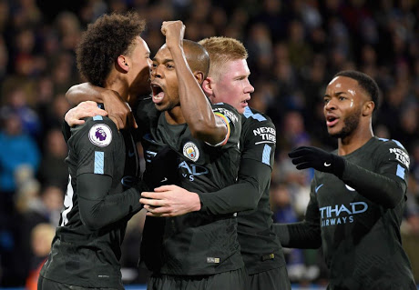 Sports: Manchester City sets EPL record in win; Arsenal moves into 4th position