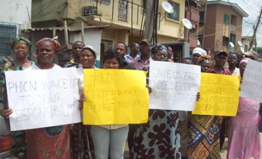 poor power supply in nigeria