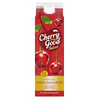 Cherry good dark cherry juice