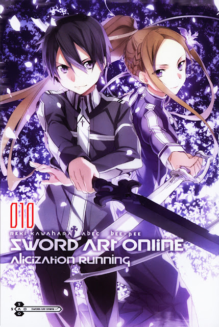Volume 10: Alicization Running
