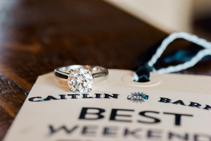 Engagement Ring / Photography: Kelly Kirksey Photography / Planner: Tanya Gersh Events / Florist: Mum's Flowers