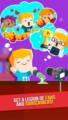 لعبة Vlogger Go Viral مهكرة