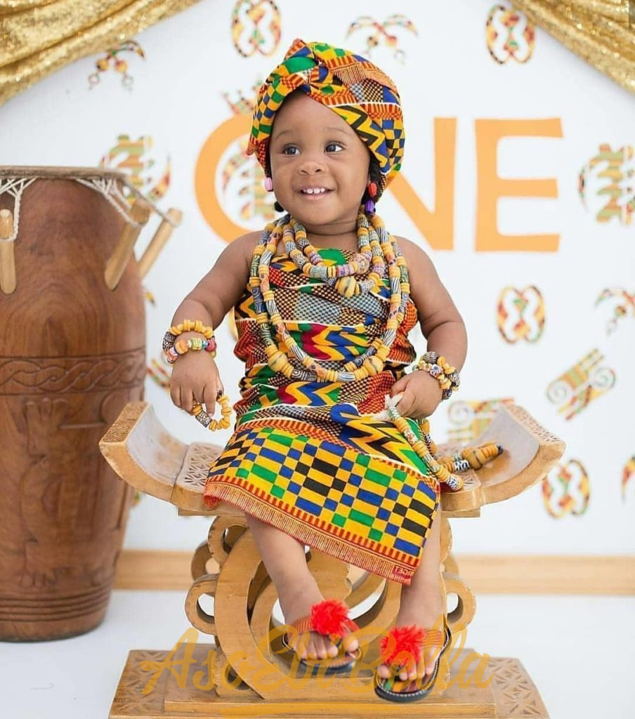 57 Edition of #ebfablook - Shop These New Kids Trends of Aso ebi Lace style & African Print outfits