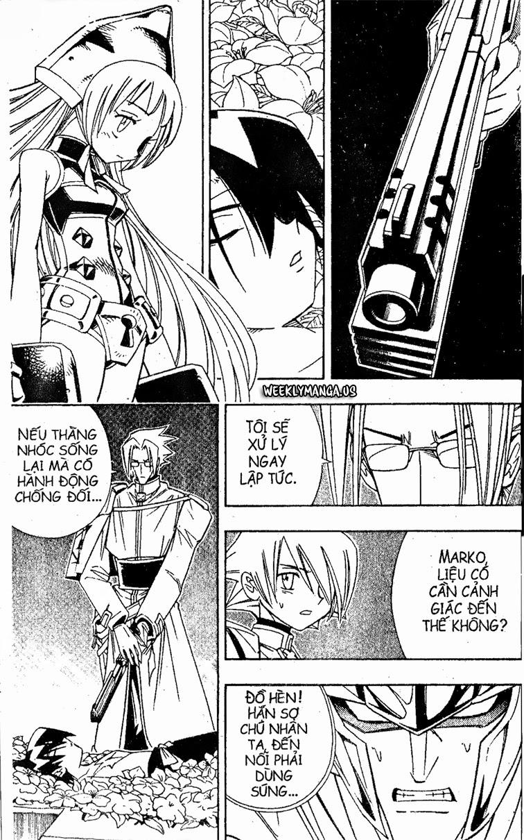 Shaman King [Vua pháp thuật] chap 179 trang 9