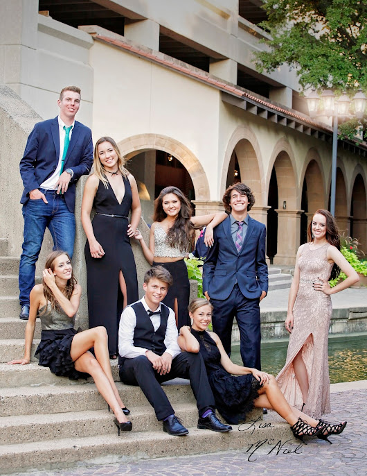How to take Prom Pictures in Dallas by Flower Mound Photographer Lisa McNiel