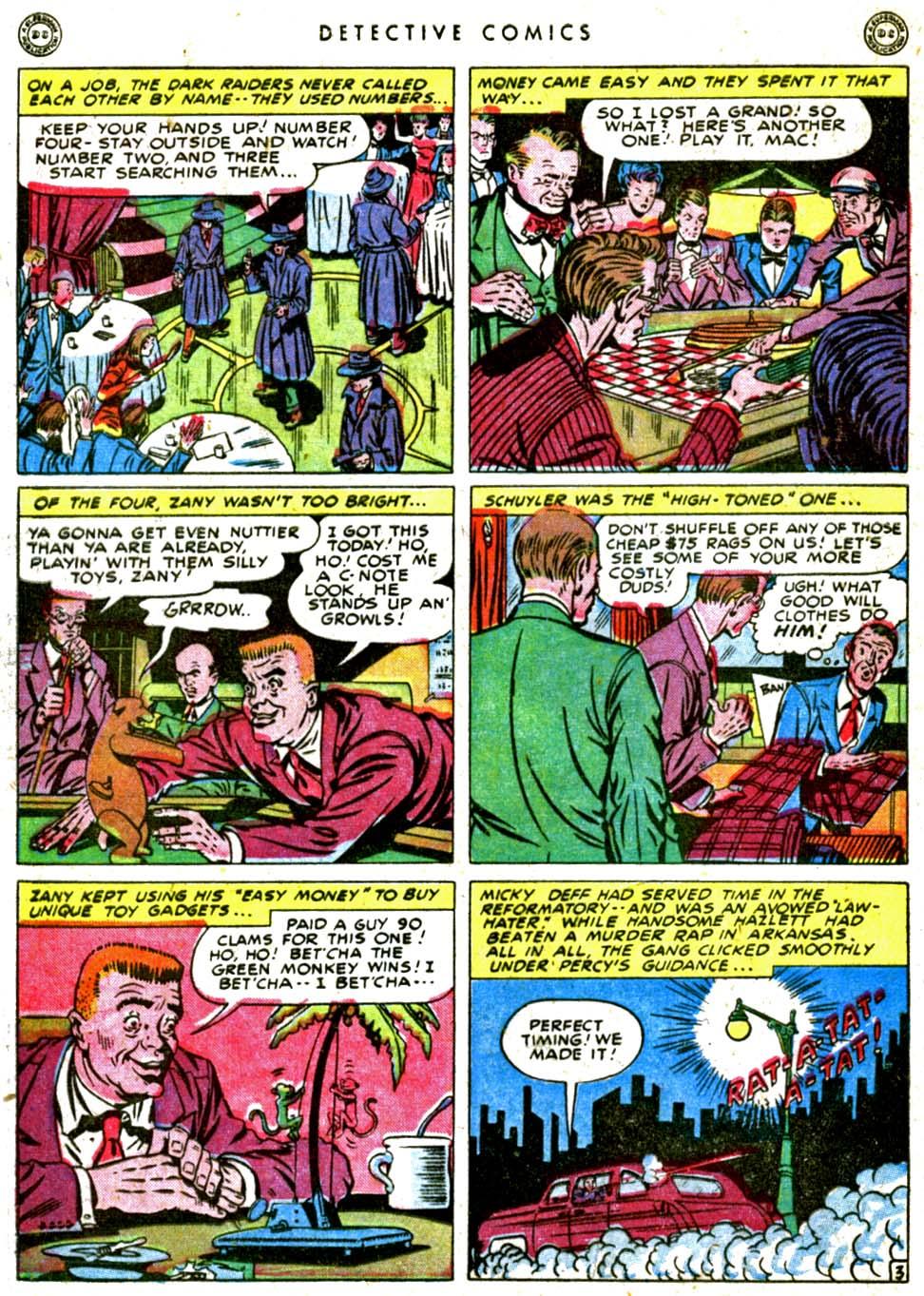 Read online Detective Comics (1937) comic -  Issue #144 - 40