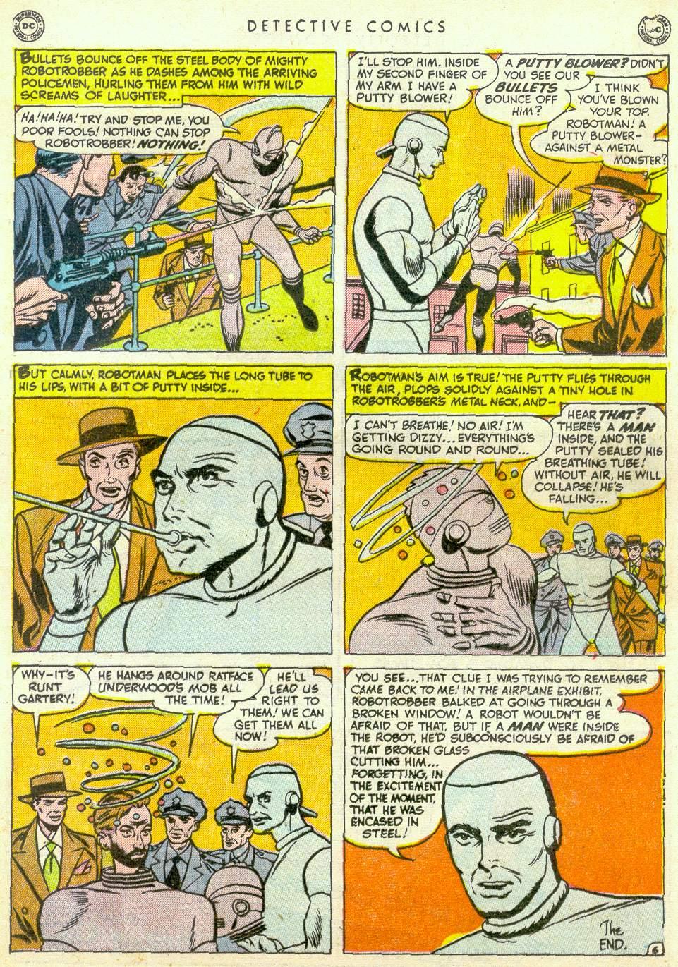 Read online Detective Comics (1937) comic -  Issue #163 - 30