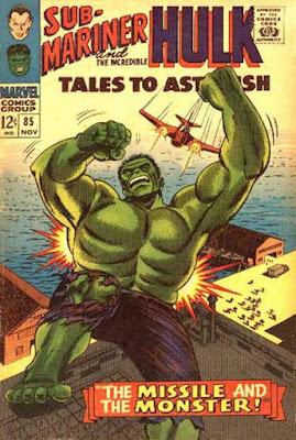 Tales to Astonish #85, the Hulk
