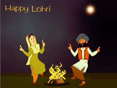 Happy Lohri Images Free 2017