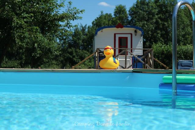 zwembad camping frankrijk