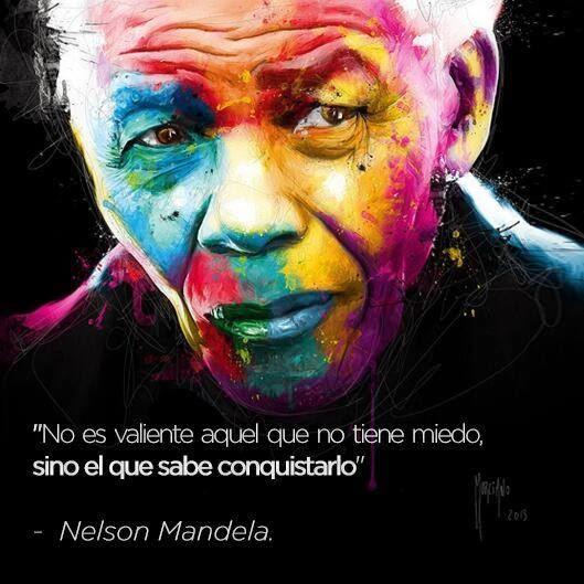 Frase de Nelson Mandela