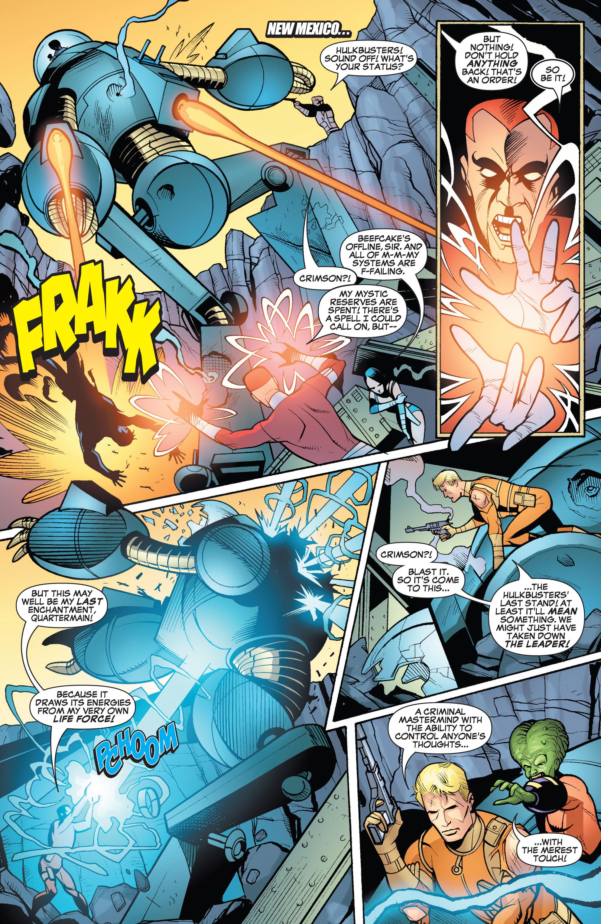 Read online She-Hulk (2005) comic -  Issue #18 - 13