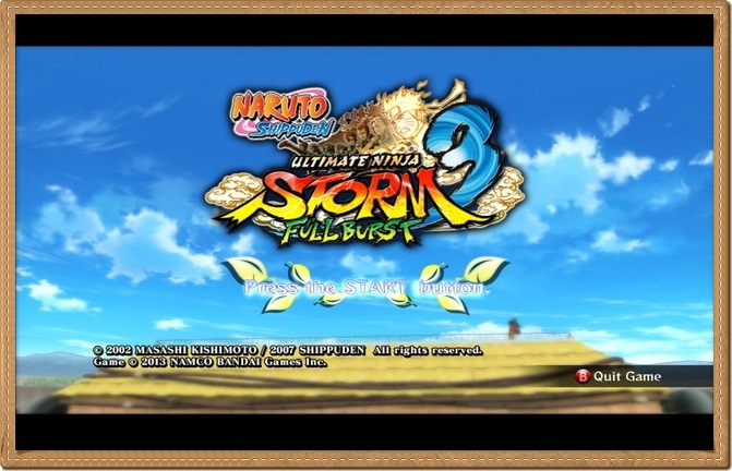 download game naruto shippuden ultimate ninja storm pc highly compressed