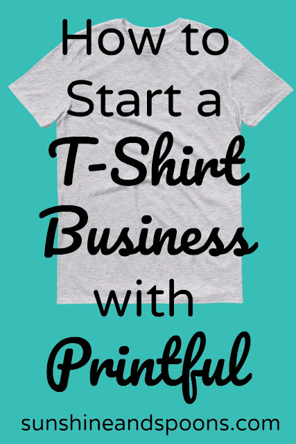 How to Start an Online T-Shirt Business with Printful