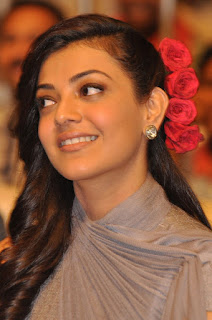 Actress Kajal Aggarwal Stills at Sardaar Gabbar Singh Audio Launch  0004.jpg
