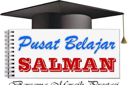 Lowongan Pusat Belajar Salman Pekanbaru Desember 2018