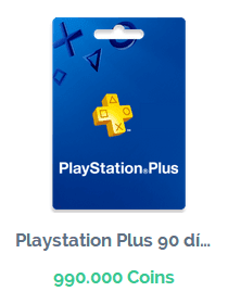 Premio de PlayStation Plus
