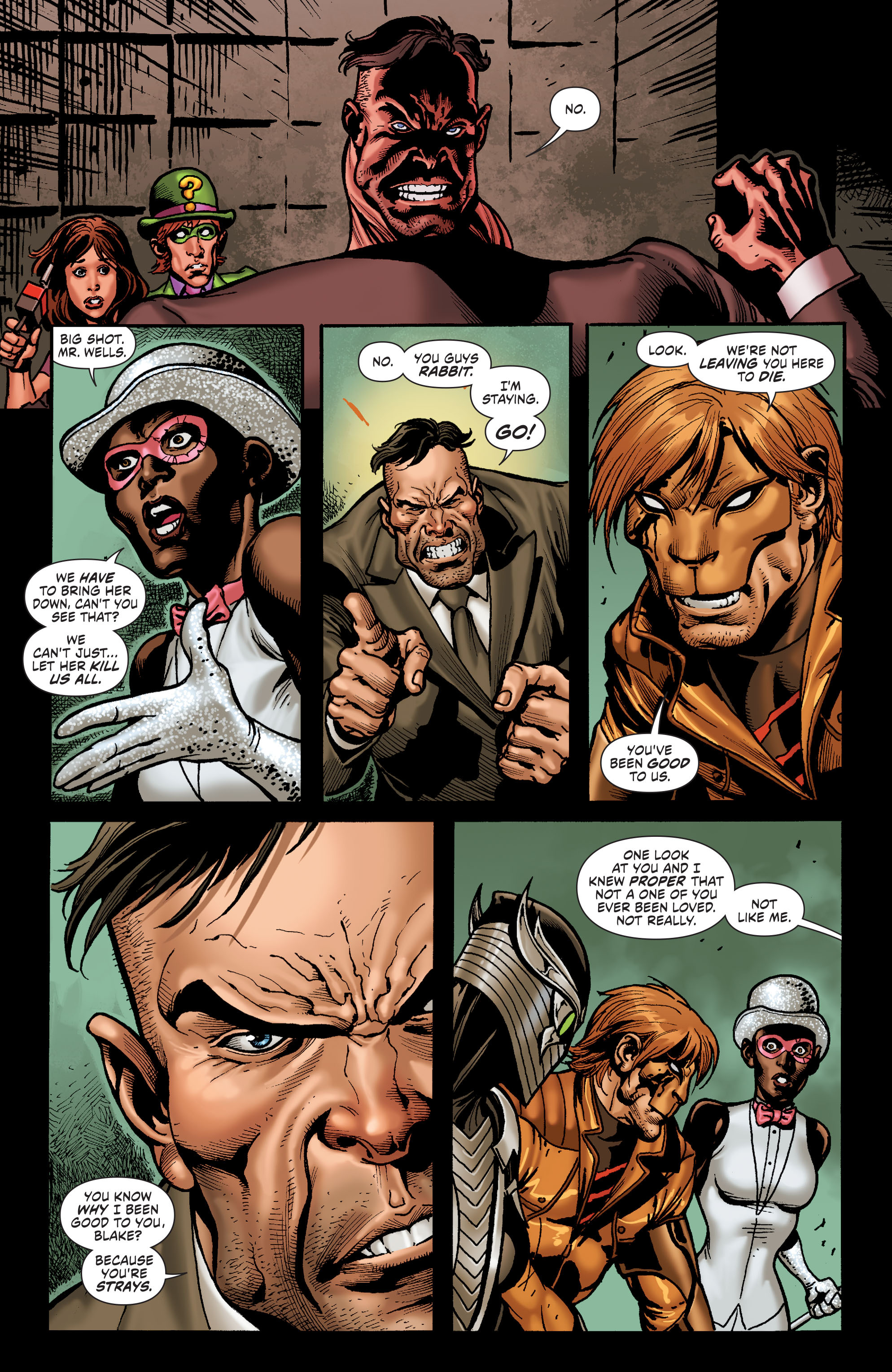 Read online Secret Six (2015) comic -  Issue #6 - 14