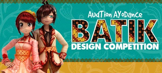 Ayodance Batik Design Competition