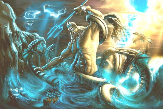 snake and mythology
