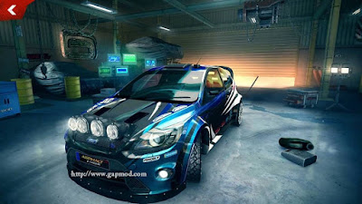 Download Asphalt Extreme v1.0.3a Apk + Data Android