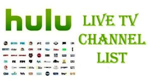 Hulu Plans and Complete Hulu Live TV Channels List 2018