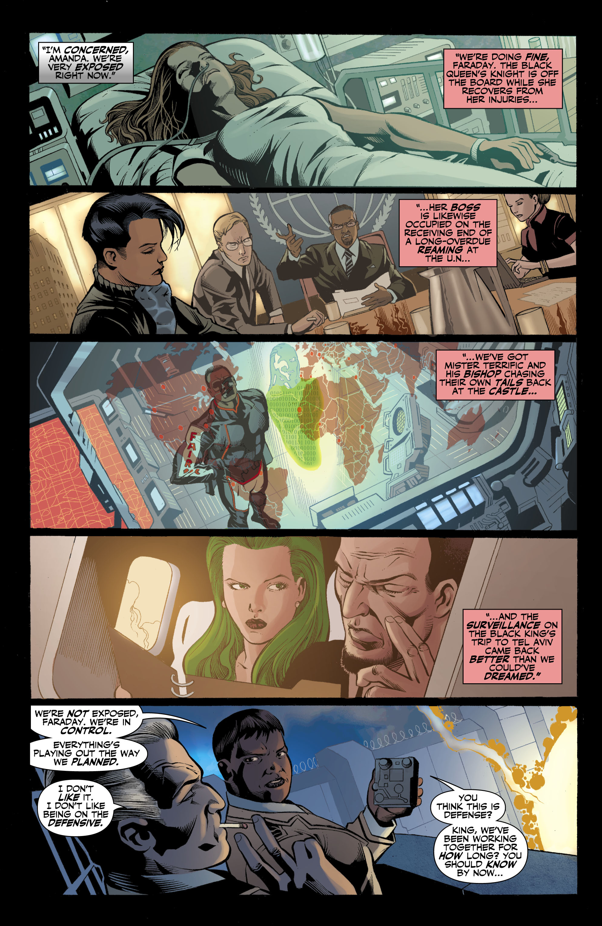 Checkmate (2006) 19 Page 2